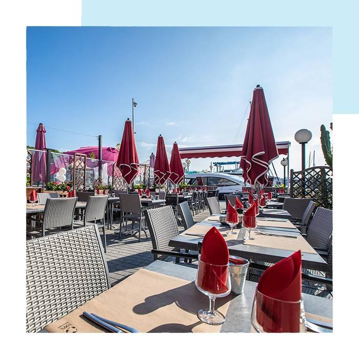 La Casa - Restaurant Vallauris