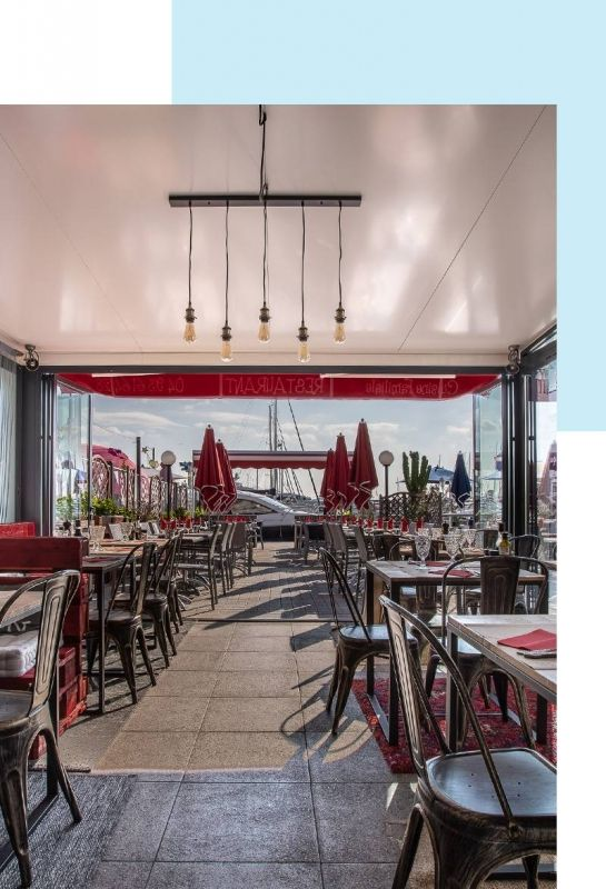 Restaurant - La Casa - Vallauris